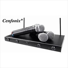Cenfonix VHF 4 Channel Microphone System with Handheld Microphone
