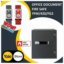 Yale YFM/420/FG2 Document Fire Safe Large