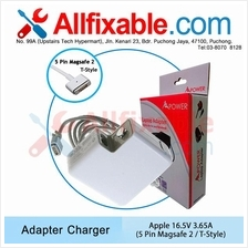 Apple 16.5V3.65A Macbook A1425 A1435 A1465 A1466 A1502 Adapter Charger