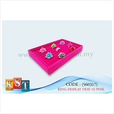 Velvet Tray Ring Storage Jewellery Display Organizer Tray Accessories