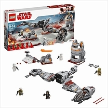 free shipping LEGO Star Wars: The Last Jedi Defense of Crait 75202 Building Ki