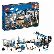 free shipping LEGO City Rocket Assembly  & Transport 60229 Building Kit (1055