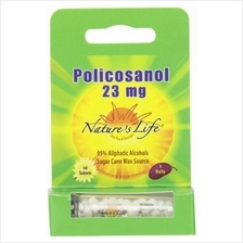 ..// Nature's Life Policosanol Tablets, 23 Mg, 60 Count