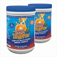 ..// Beyond Tangy Tangerine - 420 G Canister, 2 Pack by Youngevity