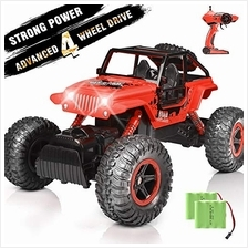 ..// INGQU 1:14 Remote Control Car 4WD Off Road Monster Trucks with Head Light