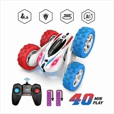 ..// DEERC RC Cars Stunt Cars Remote Control Car Toys, 4WD Off Road Dual Color