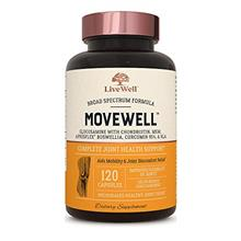 (FROM USA) Glucosamine Chondroitin with MSM, Hyaluronic Acid, and More - MoveW