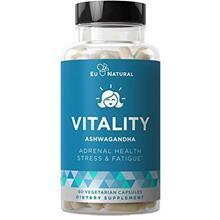(FROM USA) Vitality Adrenal Support, Cortisol Manager, Fatigue Fighter – Str