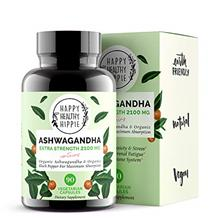 (FROM USA) Ashwagandha 2100mg – Fast Superior Absorption – 100% Pure, Pote