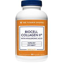 (FROM USA) Biocell Collagen II with Hyaluronic Acid 1000mg, Supports Skin and