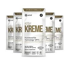 (FROM USA) KETO//KREME 2.0 with Functional Fat Technology FFT, MCT Oils for Br