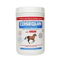 (FROM USA) Nutramax Cosequin Equine Optimized with MSM, 1400 Gram Container