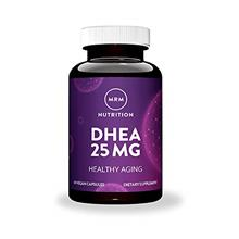 (FROM USA) MRM DHEA, Micronized – 25mg, 60 Vegan Capsules