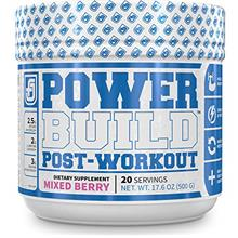 (FROM USA) POWERBUILD Clinically-Dosed Post Workout Recovery  & Muscle Buildin