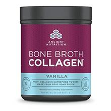 (FROM USA) Ancient Nutrition Bone Broth Collagen Powder, 30 Servings of All-Na