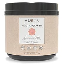 (FROM USA) Alaya Naturals Hydrolyzed Multi Collagen Peptides Protein Powder -