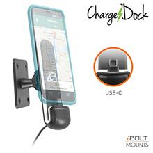 iBOLT ChargeDock USB-C AMPS Ultimate Magnetic Vehicle Dock/Mount/Holder w/ 2m