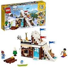 >...<7 LEGO Creator 3in1 Modular Winter Vacation 31080 Building Kit (374 Piece