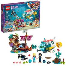 >...<7 LEGO Friends Dolphins Rescue Mission 41378 Building Kit with Toy Submar