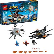 >...<7 LEGO DC Super Heroes Batman: Brother Eye Takedown 76111 Building Kit (2