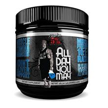 [USAmall] Rich Piana 5% Nutrition All Day You May 10:1:1 BCAA Post Workout Mus