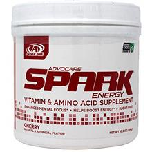 [USAmall] AdvoCare Spark CHERRY Energy Drink Canister 10.5 oz - Flavored Powde