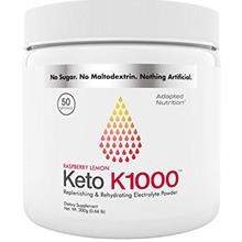 [USAmall] Keto K1000 Electrolyte Powder | Boost Energy  & Beat Leg Cramps | No