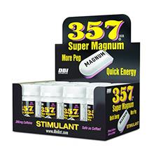 [USAmall] 357 HR MAGNUM Super Magnum Stimulant with 200 Milligrams of Caffeine