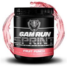 [USAmall] 6AM Run Sprint Run Pre Workout Powder for Running - Cardio Pre Worko