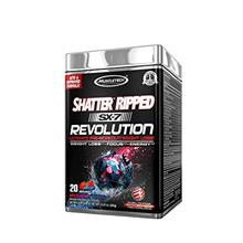 [USAmall] MuscleTech Shatter Ripped SX-7 Revolution - Wild Berry Fusion