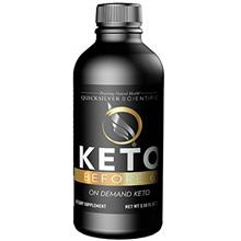 [USAmall] Quicksilver Scientific Keto Before 6 Liquid - Enjoy Carbs While on K