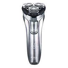 FLYCO Electric Razor Rotary Shaver for Men 3D Rechargeable Cordless Shavers Me