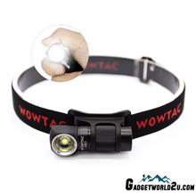 WOWTAC H01 CREE XP-G2 CW LED 614L Rechargeable Headlamp