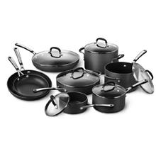 ..// Simply Calphalon Nonstick 14 Piece Cookware Set