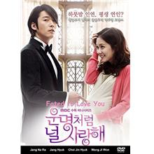 ..// Fated to Love You Korean Drama DVD (Good English Subtitles)