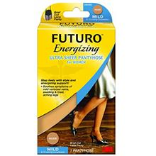 ..// Futuro Pantyhose for Women, Mild Compression, 8-15 mm/Hg, Helps Improve C