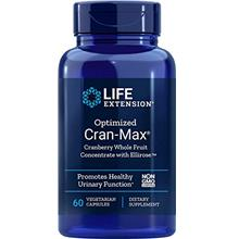 (FROM USA) Life Extension Optimized Cran-Max Cranberry (Whole Fruit Concentrat