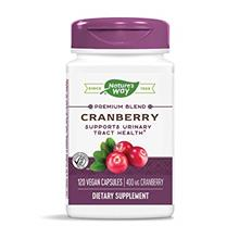 (FROM USA) Nature's Way Premium Potency Standardized Cranberry 90% Fruit Solid
