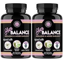 (FROM USA) Her Balance, Women's Hormone and Mood Harmony, PMS Relief, Menopa