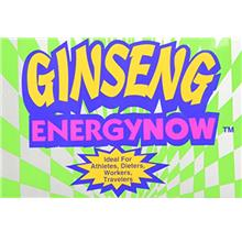 (FROM USA) Ginseng Energy Now 24 Ct
