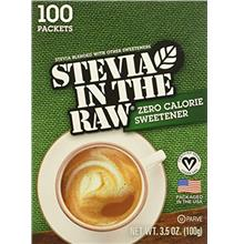 (FROM USA) Stevia In The Raw, 100 count (Pack of 3)