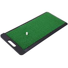 ... SkyLife Golf Practice Mat with Heavy Rubber Base for Driving Hitting Chipp