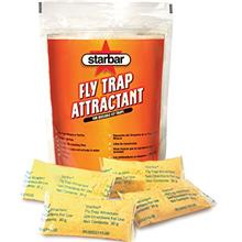 (FROM USA) Starbar Fly Trap Attractant Refill For Reusable Fly Traps, 8-30g