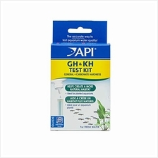 (FROM USA) API TEST KIT, Different styles available, Monitors water quality an