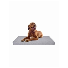 (FROM USA) Petlibro Dog Bed Memory Foam for All Large Size Orthopedic Plush Ma