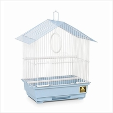 (FROM USA) Prevue Pet Products 31996 House Style Economy Bird Cage, Blue