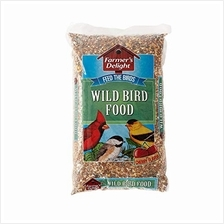 (FROM USA) Wagner's 53002 Farmer's Delight Wild Bird Food With Cherry Flavor,