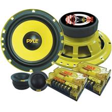 "...From JSP 2Way Custom Component Speaker System 6.5"" 400 Watt Component wit"