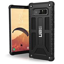 UAG Samsung Note 8 Monarch Feather-Light Rugged [BLACK] Military Drop Tested P