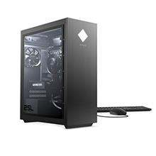 OMEN 25L Gaming Desktop PC, NVIDIA GeForce GTX 1660 Super, Intel Core i5-10400